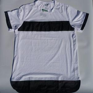 Puma EVO Straight Line Tee Puma /White/Black Sz XL